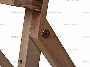 Доска-мольберт, из дерева, , игрушки