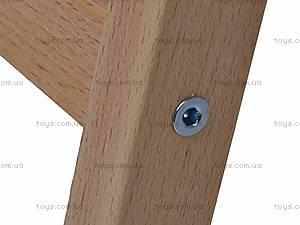 Доска-мольберт, из дерева, , детские игрушки