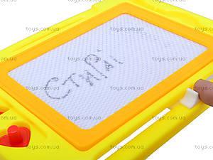 Детская доска для рисования с карандашом, HS8006, купить