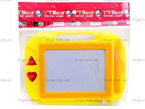 Детская доска для рисования с карандашом, HS8006, детские игрушки