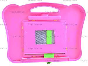 Детская доска для рисования Barbie, 2033, фото