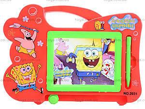 Детская доска для рисования «Спанч Боб», 2031, купить