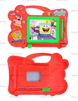 Детская доска для рисования «Спанч Боб», 2031
