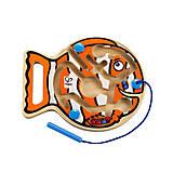 Доска с магнитами «Рыбка», E1700
