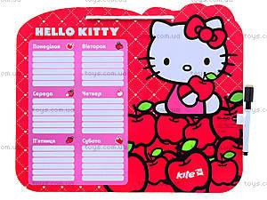 Доска с расписанием занятий и маркер Hello Kitty, , купить