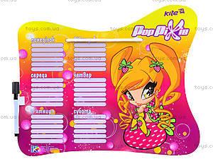 Доска для расписания Pop Pixie, , фото