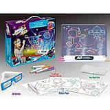 Магическая досточка для рисования 3D , YM382, купить игрушку