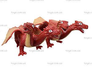 Дракон-тянучка «Гонконг», 6 штук, A032P, отзывы
