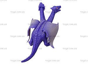 Дракон-тянучка «Гонконг», 6 штук, A032P, игрушки