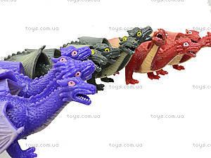 Дракон-тянучка «Гонконг», 6 штук, A032P, магазин игрушек