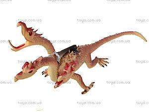 Резиновая игрушка «Дракон», EB312025, фото