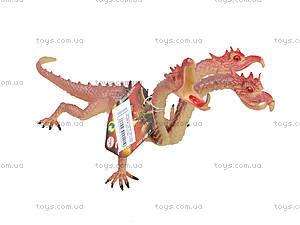 Резиновая игрушка «Дракон», EB312025, цена