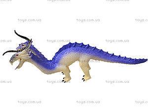 Резиновая игрушка «Дракон», EB312025, детские игрушки