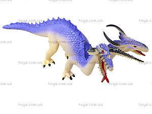 Резиновая игрушка «Дракон», EB312025, магазин игрушек