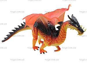 Резиновая игрушка «Дракон», EB312025, toys.com.ua