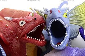 Резиновая игрушка дракон-тянучка, A038P, магазин игрушек