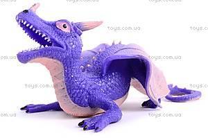 Резиновая игрушка дракон-тянучка, A038P, toys.com.ua
