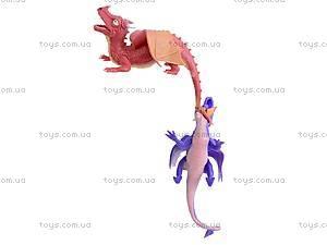 Резиновая игрушка дракон-тянучка, A038P, іграшки