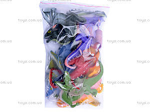 Резиновая игрушка дракон-тянучка, A038P