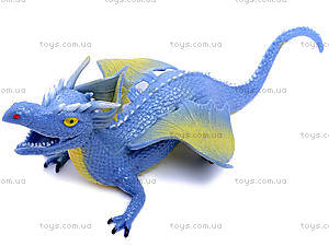 Резиновая игрушка дракон-тянучка, A038P, отзывы