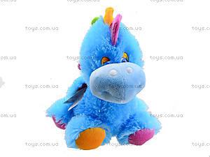 Детская плюшевая игрушка «Дракоша», 46.01.01, фото