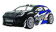Машинка для дрифта Himoto DriftX, синяя, E18DTb