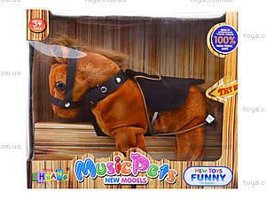 Детская игрушка на дистанционном управлении «Лошадка», CL1608B, игрушки