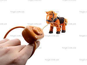 Детская игрушка на дистанционном управлении «Лошадка», CL1608B, магазин игрушек