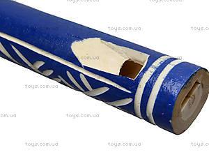 Деревянная дудочка «Вышиванка», 141-030, цена