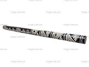 Дудочка резная «Вышиванка», 141-029, купить