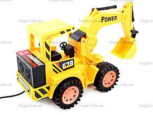 Игрушечный трактор на дистанционном управлении, 8036E, купить