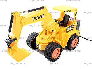 Игрушечный трактор на дистанционном управлении, 8036E, цена