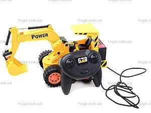 Игрушечный трактор на дистанционном управлении, 8036E, игрушки