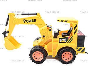 Игрушечный трактор на дистанционном управлении, 8036E, детские игрушки