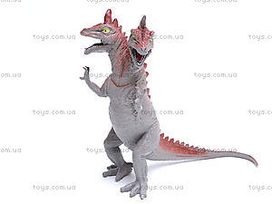 Двухголовый динозавр, D2601, отзывы