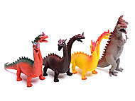 Двухголовый динозавр, D2601, фото