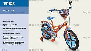 Двухколесный детский велосипед «Летачки», 151823