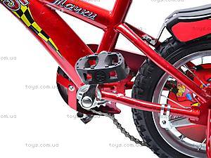 Двухколесный велосипед «Тачки», 131211, отзывы