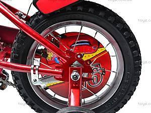 Двухколесный велосипед «Тачки», 131211, игрушки