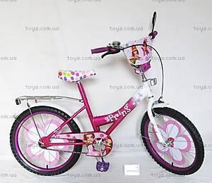 Двухколесный велосипед для девочек «Spring», 152012