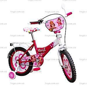 Двухколесный велосипед с ручым тормозом, 151601