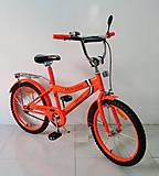 Двухколесный велосипед яркого цвета, 171840, фото