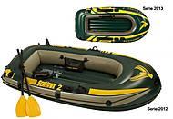 Двухместная надувная лодка «Seahawk-2», 68347, цена