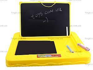 Двухсторонняя доска для рисования, GB9003R, детские игрушки