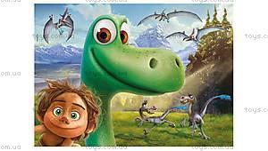 Двухсторонний пазл «Хороший динозавр» , 52820, купить