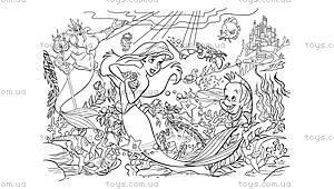 Двухсторонний пазл «Маленькая русалочка», 48168, купить