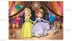 Двухсторонний пазл-раскраска «Принцесса София», 46928, купить