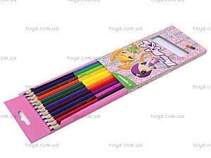 Двусторонние цветные карандаши Pop Pixie, PP13-054K, фото