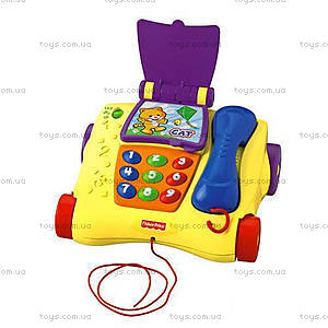 Двуязычный телефон «Посчитаем с друзьями», T5258