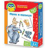 Дидактическая игра «Мама и малыш», VT1306-03, фото